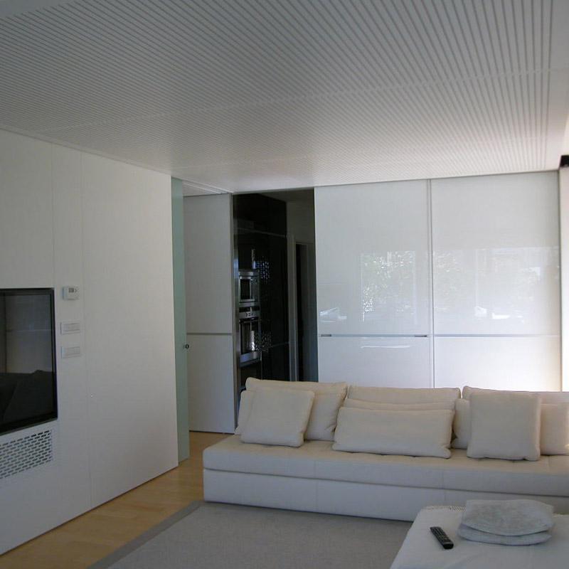 Akustische Optimierung privater Wohngebäude