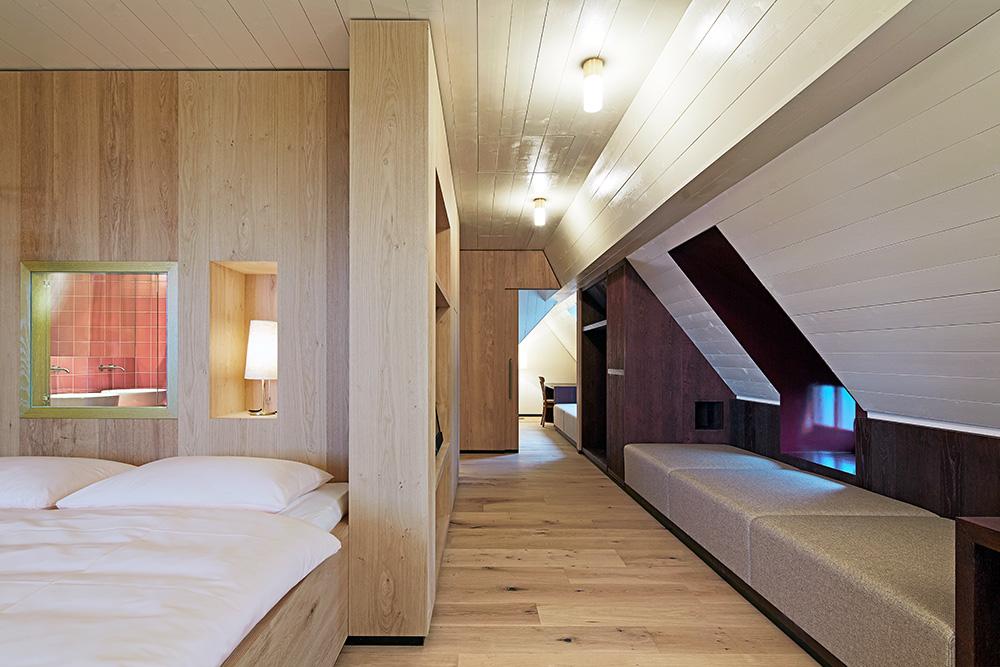 Parkhotel Holzner, Oberbozen (I), Bergmeister Wolf Architekten